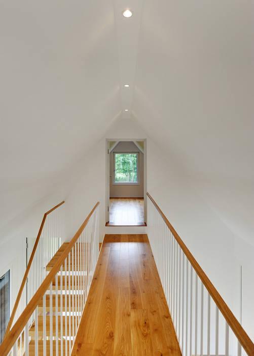Möhring Architekten:  tarz Koridor ve Hol