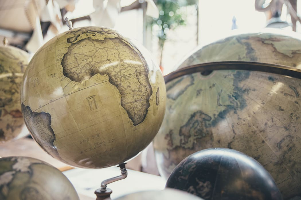 modern  by Bellerby and Co Globemakers, Modern