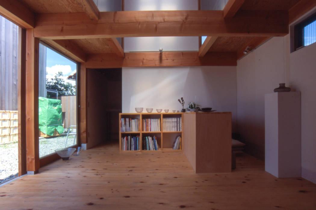 アトリエ オリジナルな 家 の 家山真建築研究室 Makoto Ieyama Architect Office オリジナル