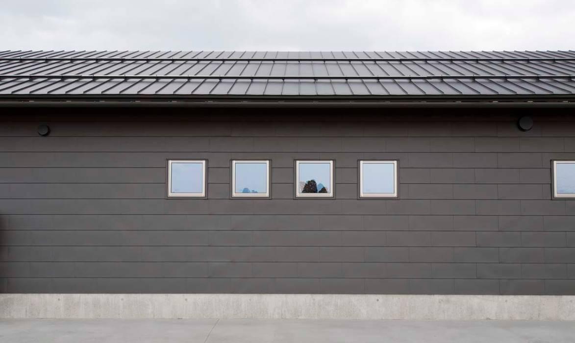 外壁: 家山真建築研究室 Makoto Ieyama Architect Officeが手掛けた家です。