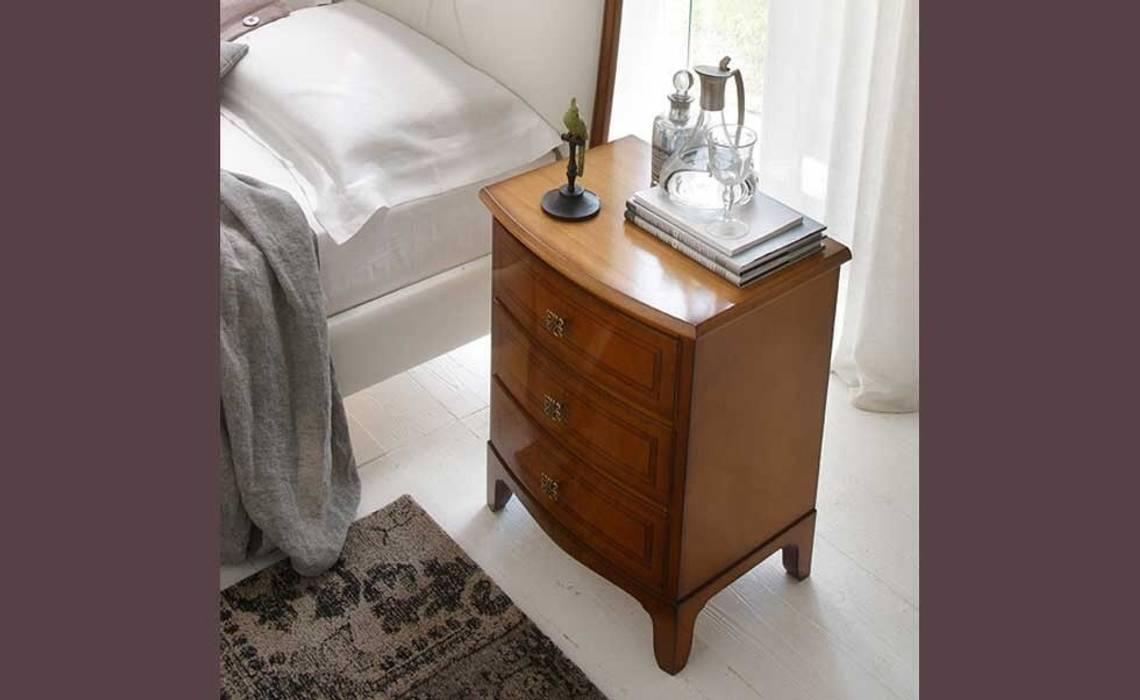 Arredi Grasso srl BedroomBedside tables