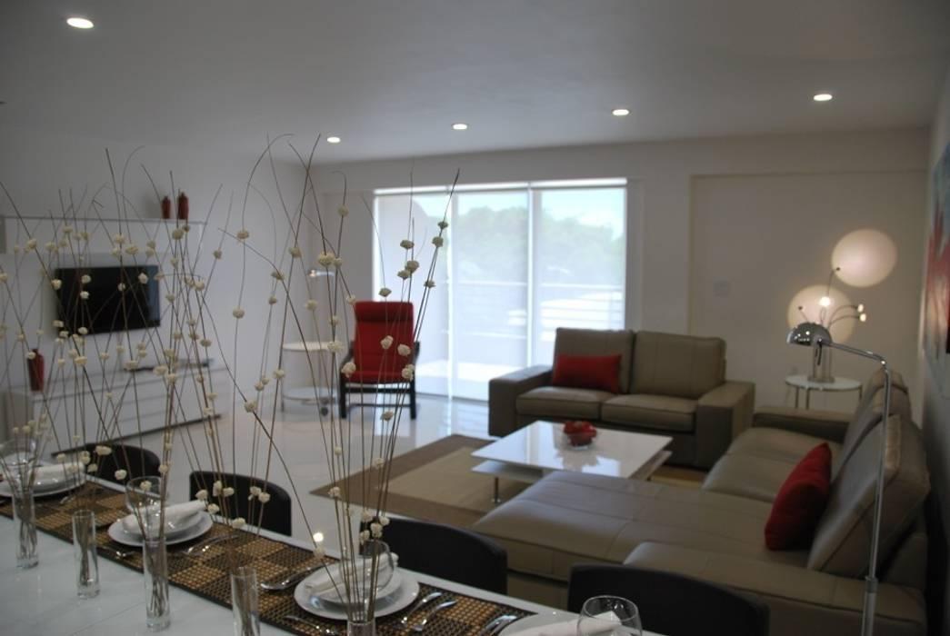 Gizem Kesten Architecture / Mimarlik – SALON :  tarz Oturma Odası