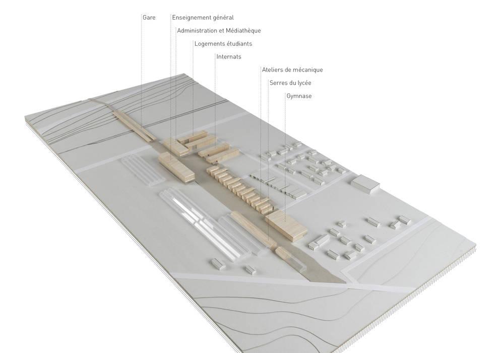 Articulation des programmes Ecoles minimalistes par Atelier VOUS Minimaliste