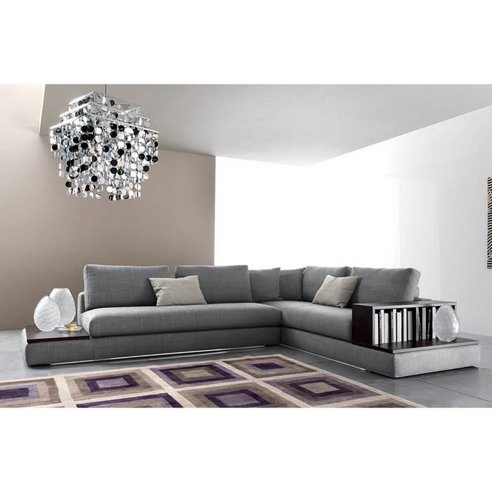Quando lo stile e il design parlano italiano: soggiorno in stile di ...
