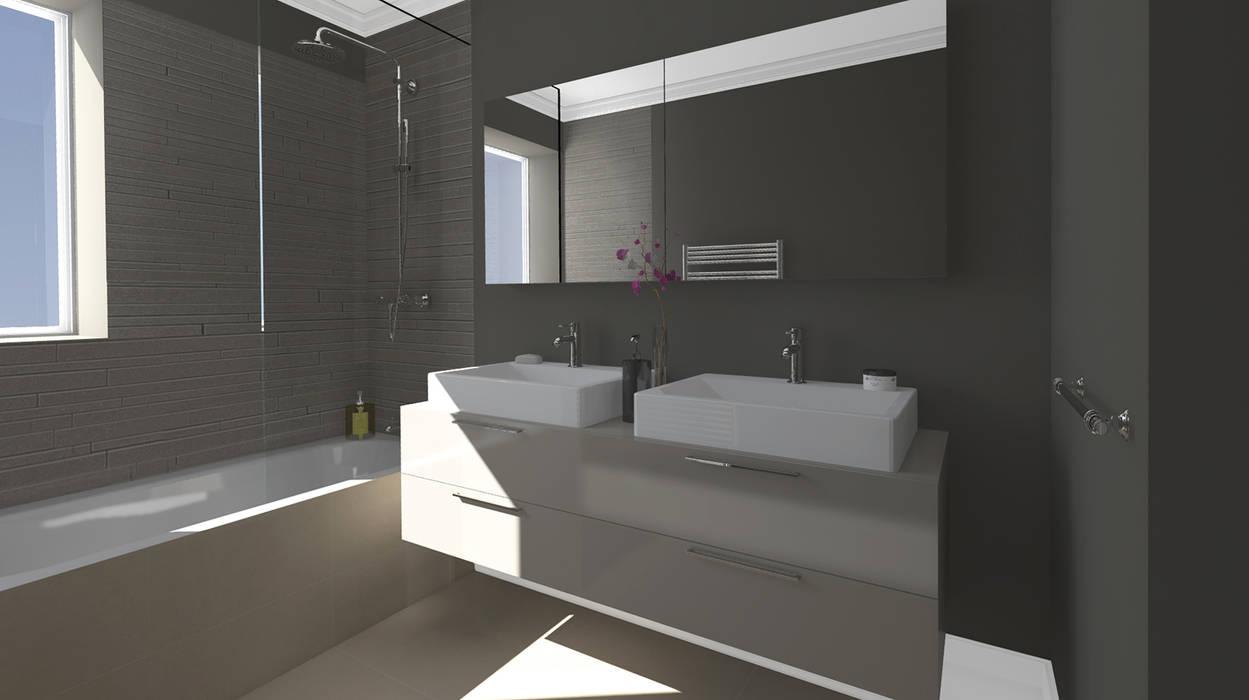 Architecture d\'intérieur – appartement bordeaux, france ...