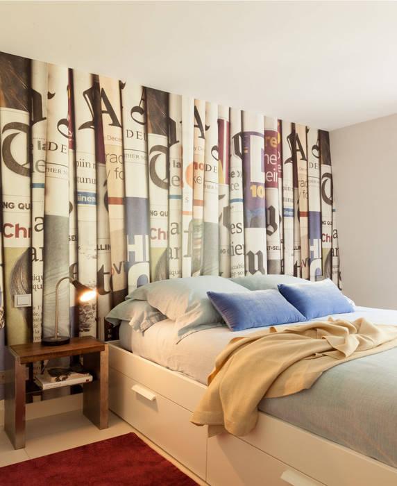 Dormitorio : Dormitorios de estilo  de ESTER SANCHEZ LASTRA