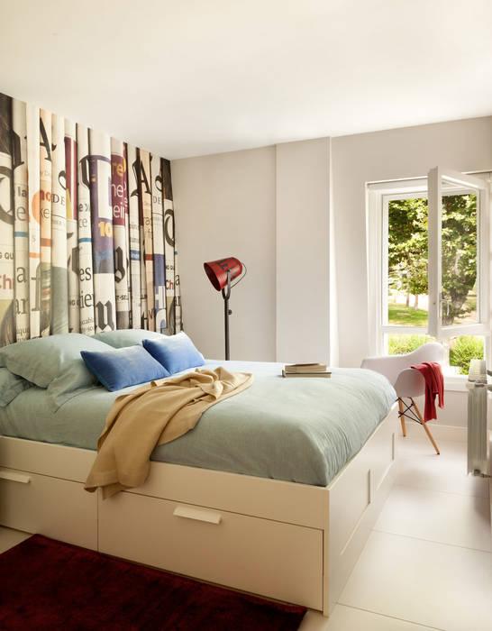 COLLADO MEDIANO: Dormitorios de estilo  de ESTER SANCHEZ LASTRA, Moderno