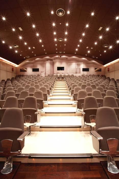 General desde mesa de ponencias: Palacios de congresos de estilo  de ESTER SANCHEZ LASTRA