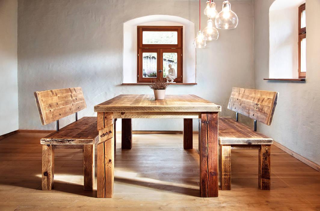 Ruang Makan oleh edictum - UNIKAT MOBILIAR, Rustic