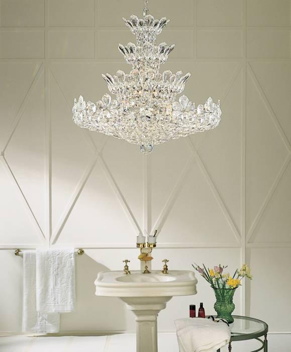 Highlight Aydınlatma Classic style bathroom