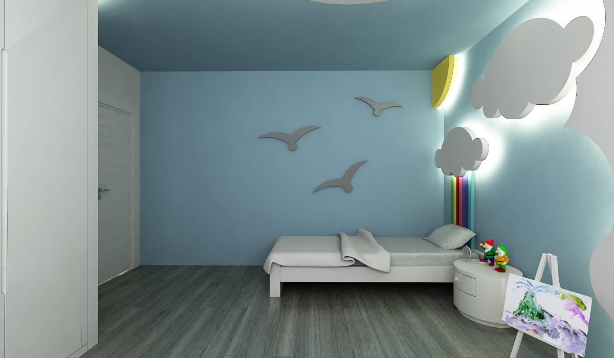 Modern Kid's Room by Niyazi Özçakar İç Mimarlık Modern