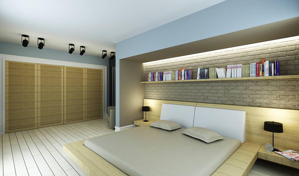 Modern Bedroom by Niyazi Özçakar İç Mimarlık Modern