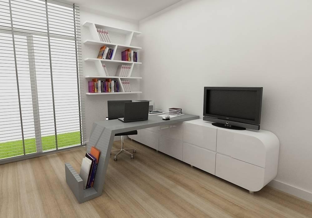 Niyazi Özçakar İç Mimarlık Estudios y despachos de estilo moderno