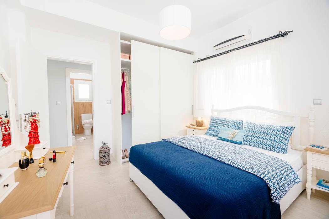 Kıbrıs Developments ห้องนอน