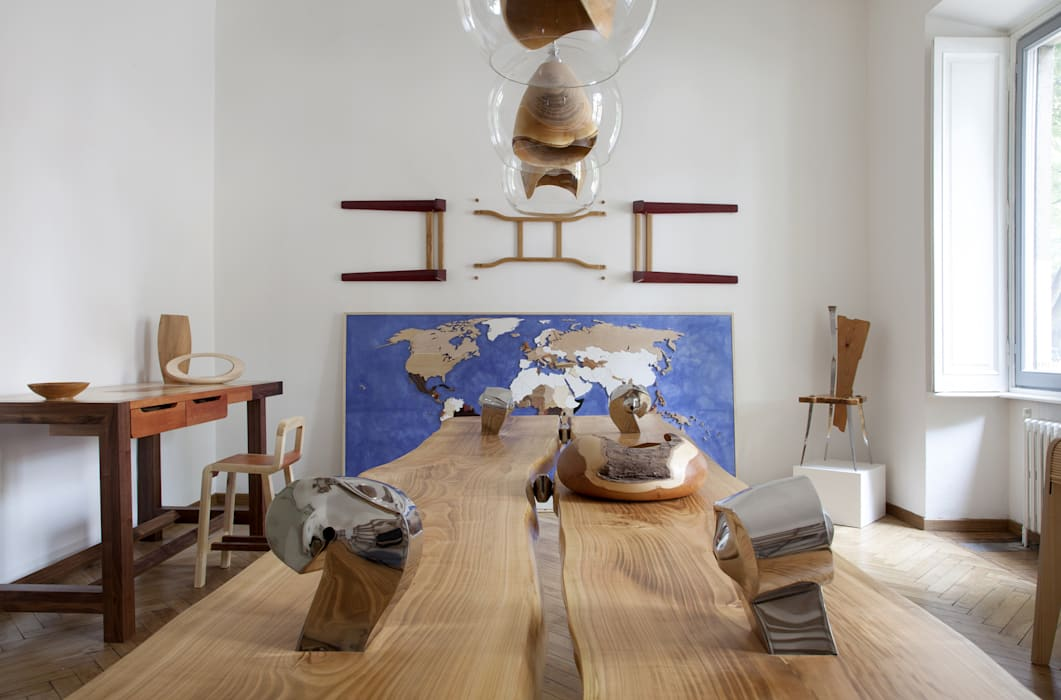 Banco da cucina «falegname»: negozi & locali commerciali in stile di ...