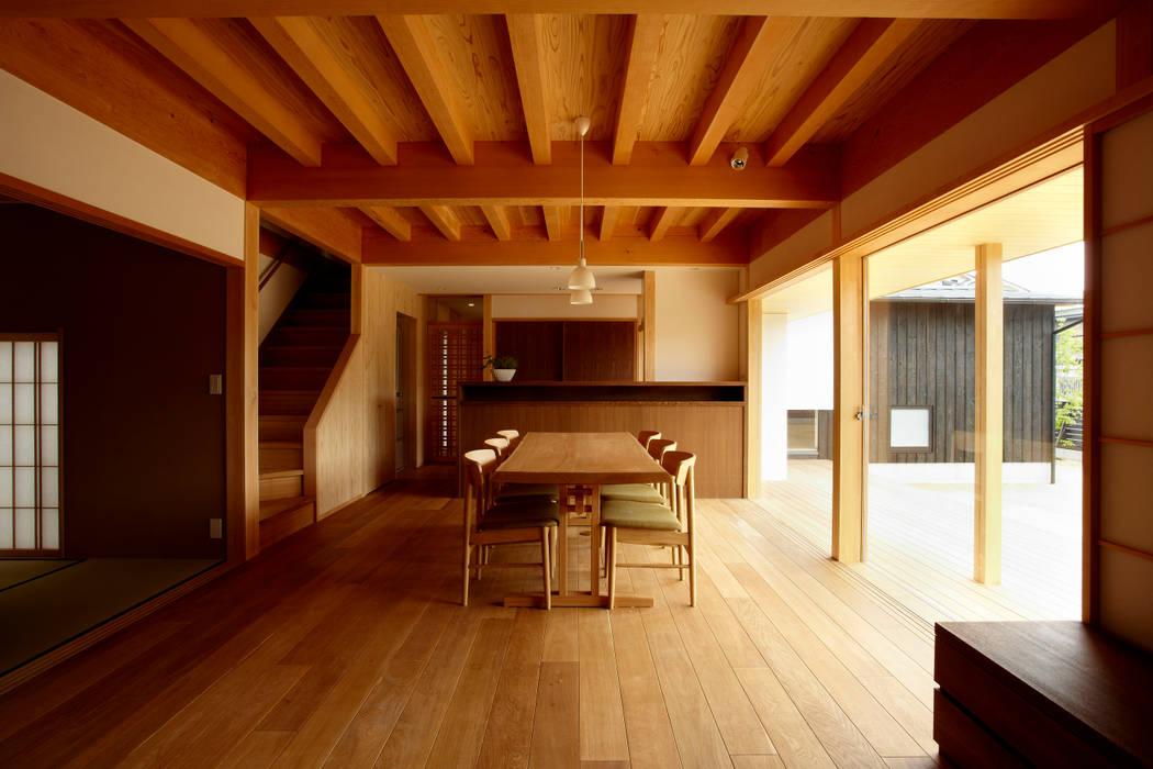 LDK: 小笠原建築研究室が手掛けたダイニングです。