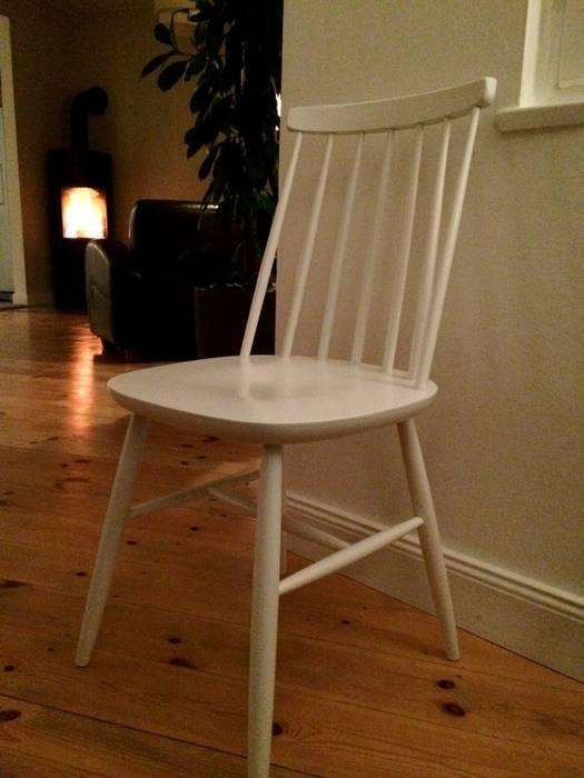 Skandinavischer Stuhl skandinavischer stuhl: küche von berliner landjungs | homify