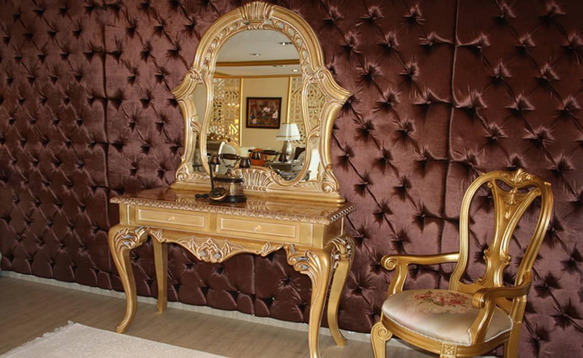 Classic style corridor, hallway and stairs by Asortie Mobilya Dekorasyon Aş. Classic