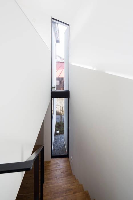 仙川の家 モダンな 窓&ドア の Studio R1 Architects Office モダン