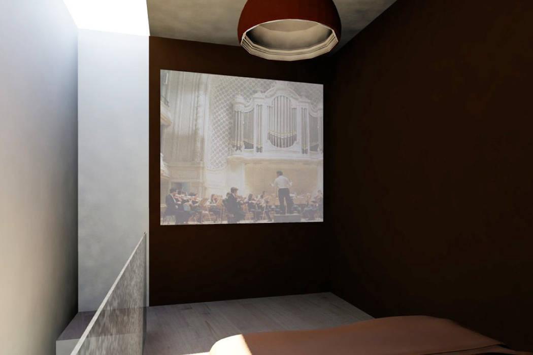 Chambre Chambre originale par Camille DELSAUX Éclectique