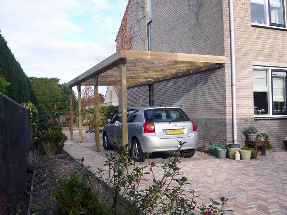 garages sheds by deutsche carportfabrik gmbh co kg homify. Black Bedroom Furniture Sets. Home Design Ideas