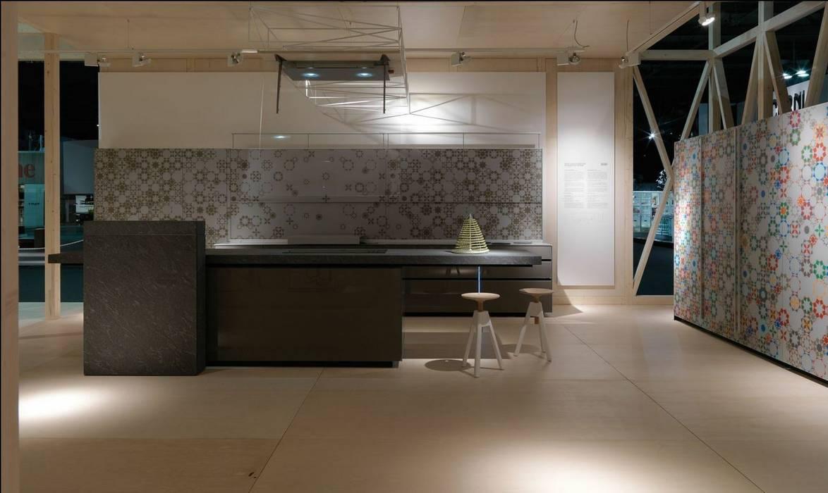 New Logica System | Cardoso stone worktop Valcucine CocinaEncimeras