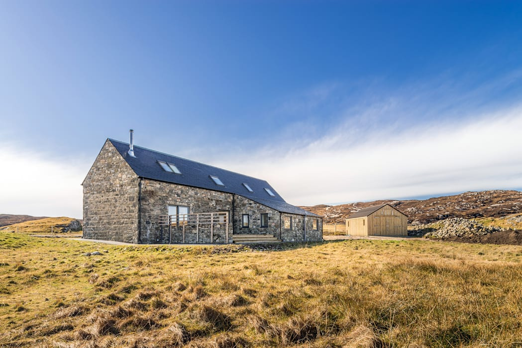 Whitehouse Lodge, Isle of Coll Chris Humphreys Photography Ltd