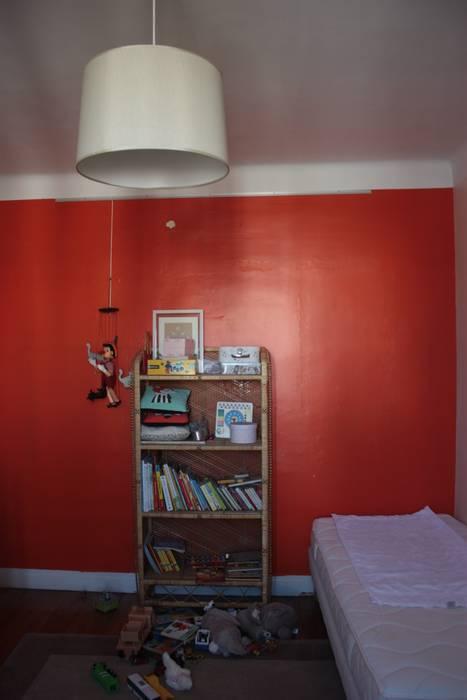 Chambre enfants (avant) par Lignes & Nuances