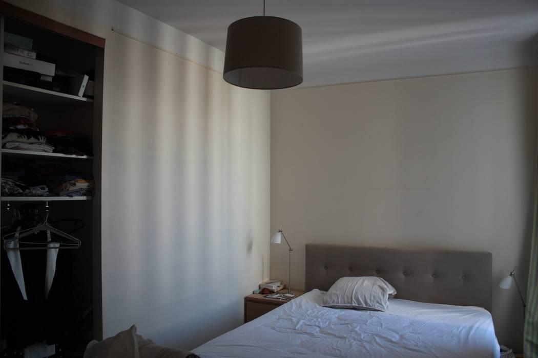 Chambre (avant) par Lignes & Nuances
