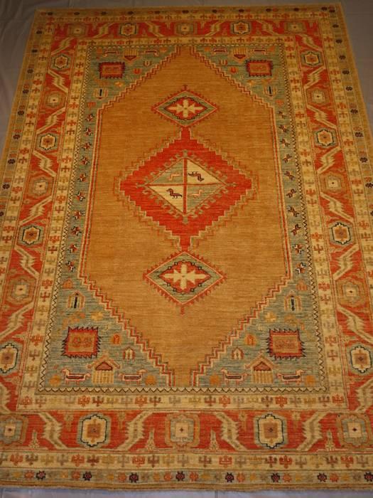 Samarkand tapijt van Babai tapijten Aziatisch