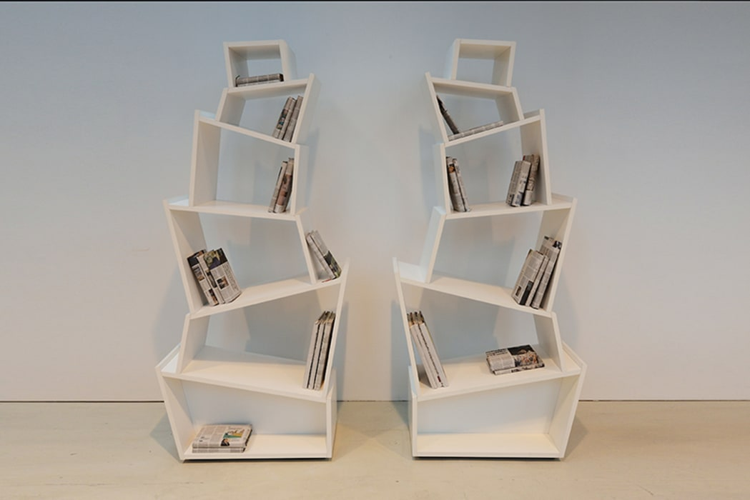 Babylon bookcase Frigerio Paolo & C. Study/officeCupboards & shelving