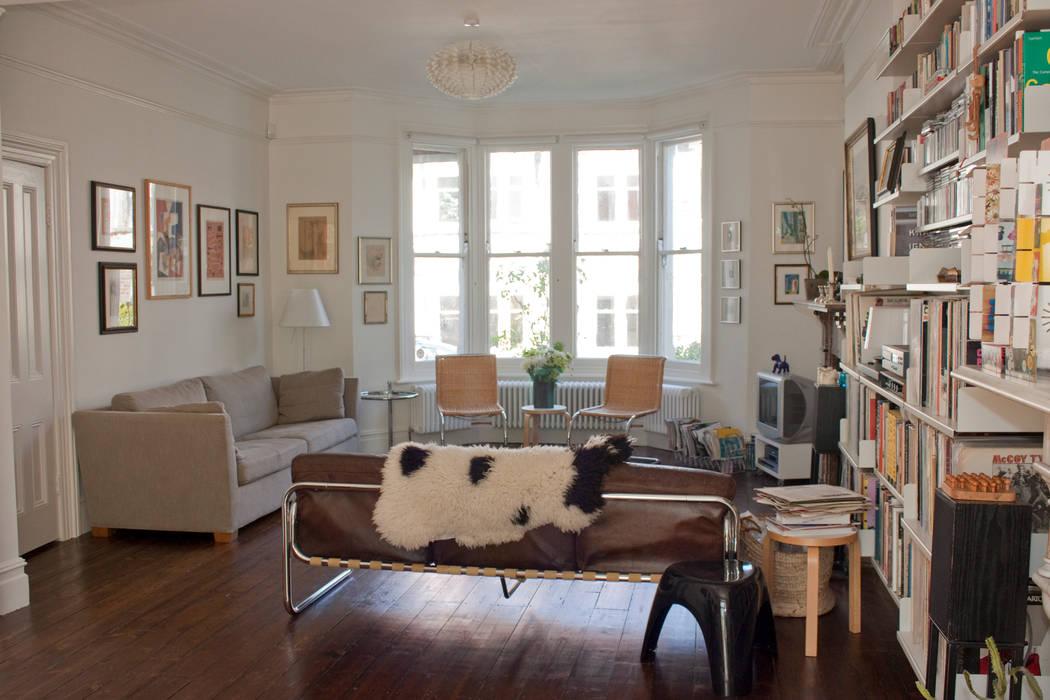 Living Room Modern living room by Dittrich Hudson Vasetti Architects Modern