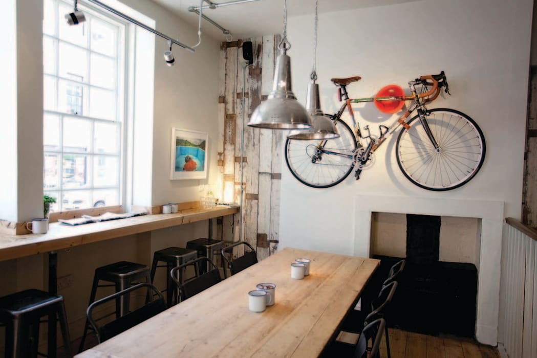 Society Cafe by Simple Simon Design