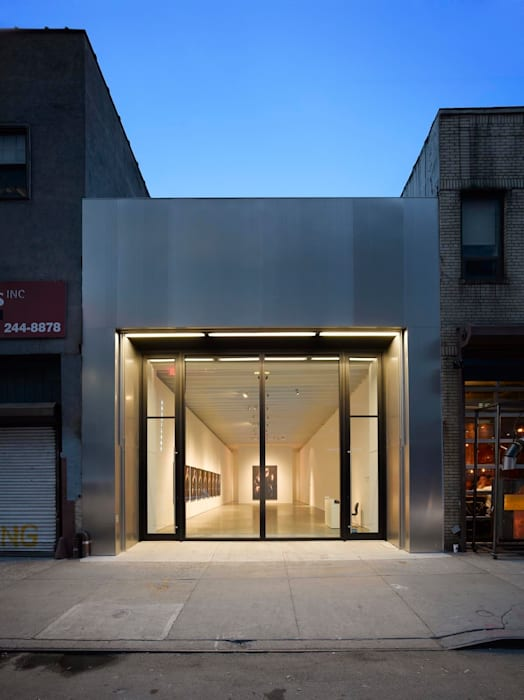 Paul Kasmin Gallery, New York studioMDA Exhibition centres