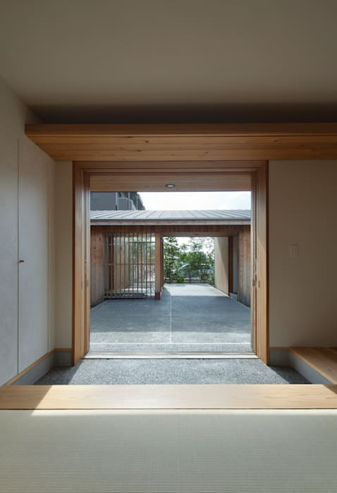 和室: classが手掛けた家です。