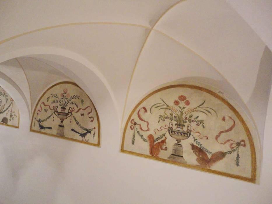 Ingresso_3: Complessi per uffici in stile  di Arch. Tommaso Rossi
