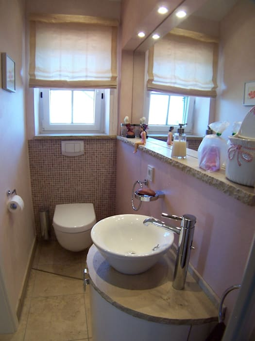 Bad landhausstil badezimmer im landhausstil von pfriem ...