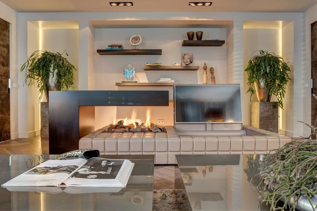 Living room by Kabaz
