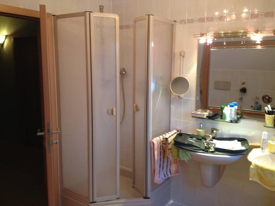 Sanierung eines bades und eines gästebades: von ihr einrichter deco ...