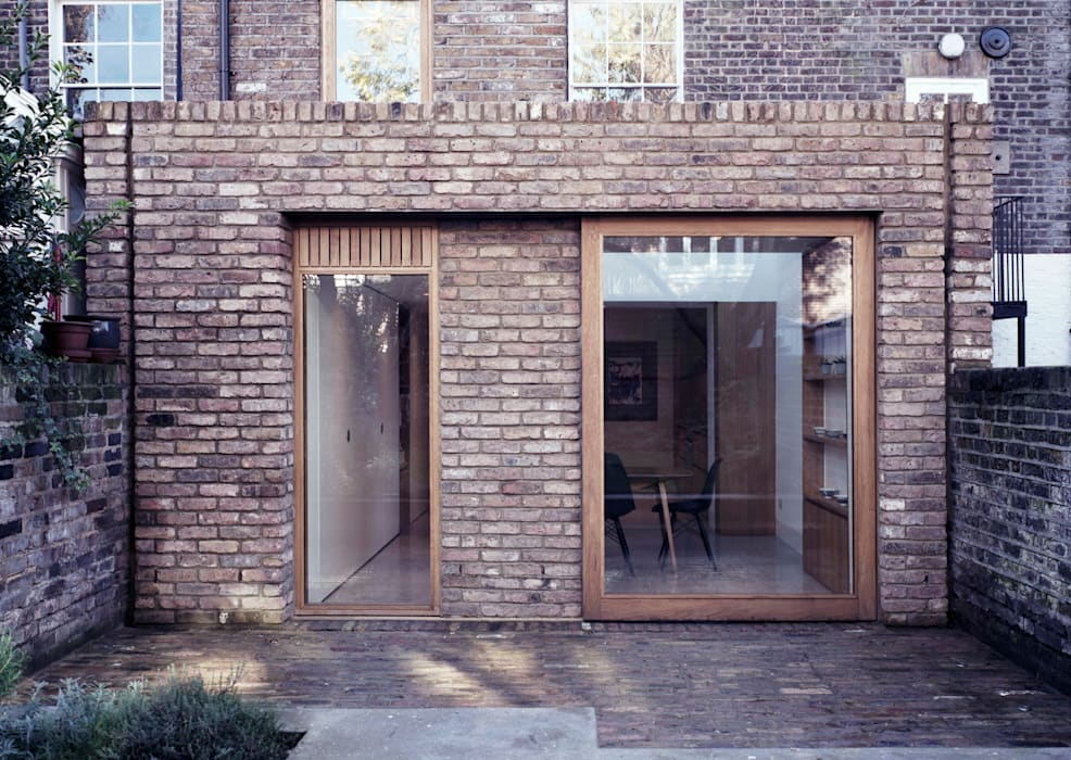 Rear Elevation by ABN7 Architects