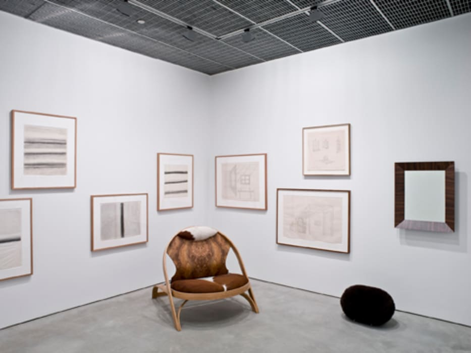 David Nolan Gallery, New York studioMDA Exhibition centres