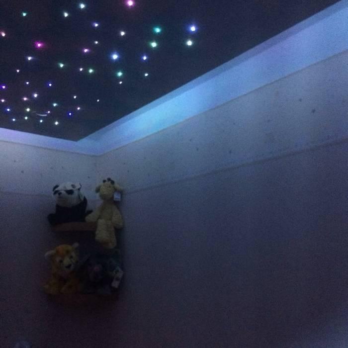 Nursery Modern nursery/kids room by Lancashire design ceilings Modern