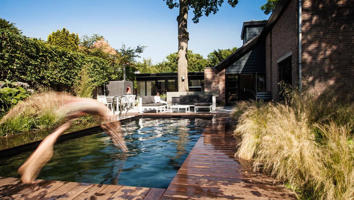 Piscines  de style  par Studio REDD exclusieve tuinen, Moderne