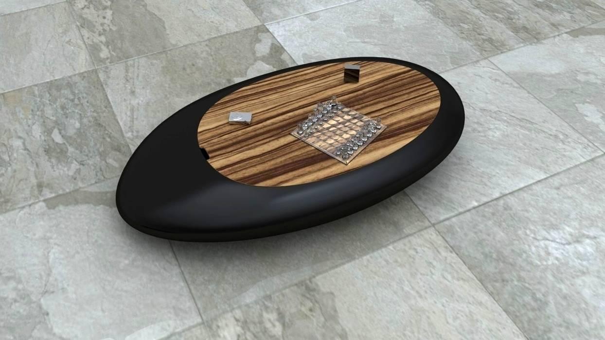 сучасний  by Studio Ferrante Design, Сучасний