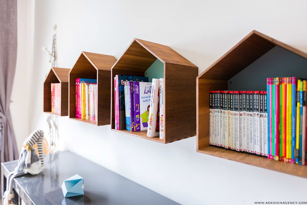 Kinderzimmer von K Design Agency, Modern