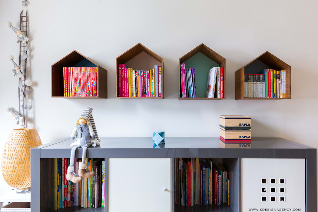 K Design Agency Nursery/kid's room