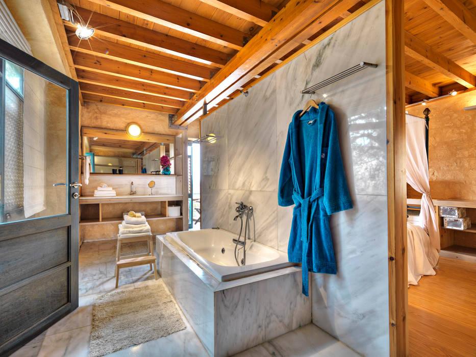 Apokoron Luxury Villas in Crete Hotéis campestres por studioReskos Campestre