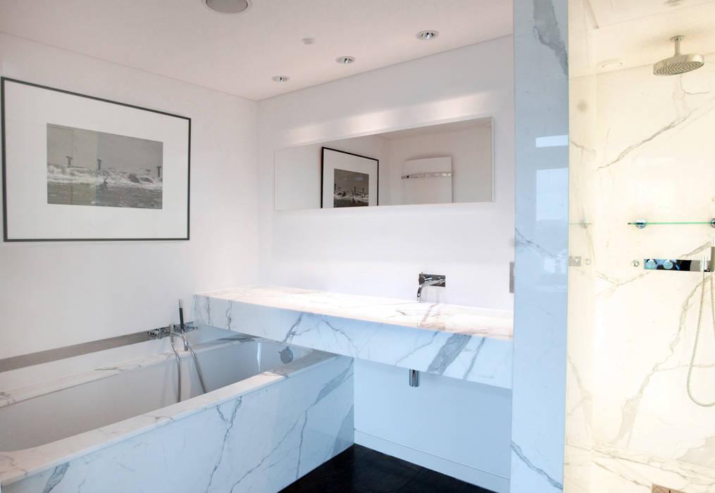 Salle de bains Salle de bain moderne par Atelier TO-AU Moderne