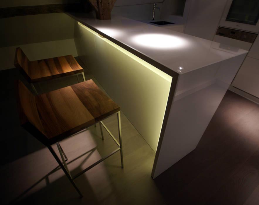 Cuisine Cuisine moderne par Atelier TO-AU Moderne