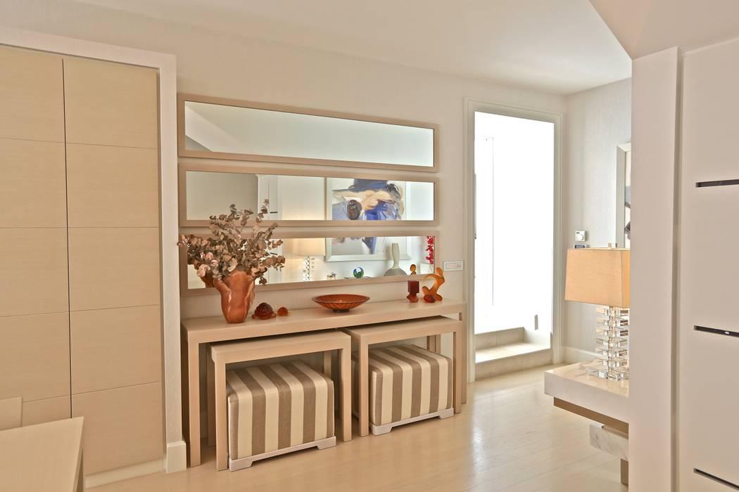 Kerim Çarmıklı İç Mimarlık Moderner Flur, Diele & Treppenhaus